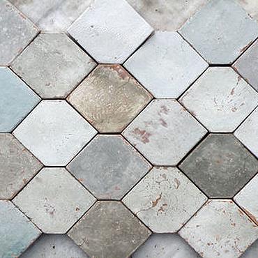 Для дома и интерьера ручной работы. Ярмарка Мастеров - ручная работа Керамические плиточки. Handmade.