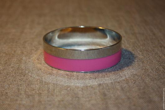 """Винтажные украшения. Ярмарка Мастеров - ручная работа. Купить Браслет """"Розовый"""" винтаж. Handmade. Розовый, винтаж, винтажный, браслет для девушки"""