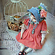 Коллекционные куклы ручной работы. Варя. Mарина Комадей. Ярмарка Мастеров. Куклы и игрушки