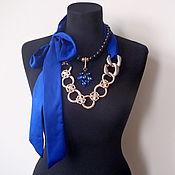 Украшения handmade. Livemaster - original item Necklace-transformer 178 Atlas. Handmade.