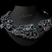 Украшения handmade. Livemaster - original item A replica of the necklace