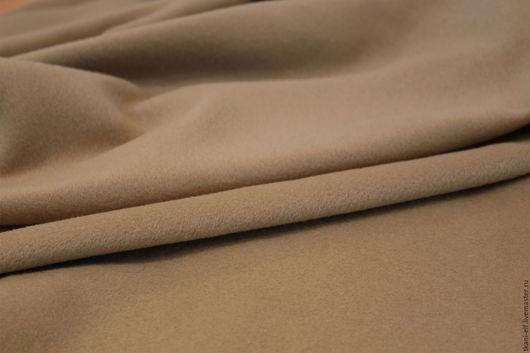 Шитье ручной работы. Ярмарка Мастеров - ручная работа. Купить Ткань пальтовая шерсть с кашемиром. Handmade. Ткани, ткань для шитья