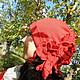 """Шапки ручной работы. """"МАКОШЬ"""" - шапочка+шарф. Светлана Рогаль - авторское вязание. Ярмарка Мастеров. Авторская ручная работа"""