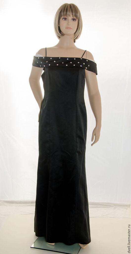 Большие размеры ручной работы. Ярмарка Мастеров - ручная работа. Купить Бохо платье вечернее Мона шлейф платья принесет Вам всеобщее внимание. Handmade.