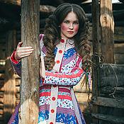Одежда handmade. Livemaster - original item cloak Lyubava. Handmade.