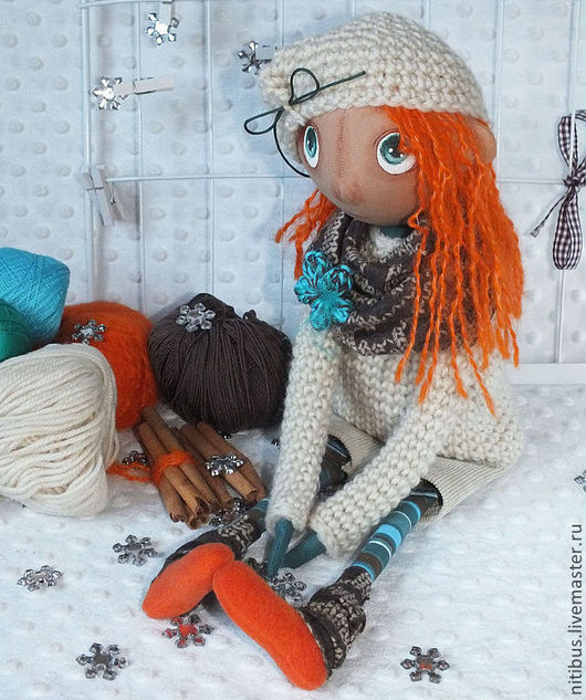 Человечки ручной работы. Ярмарка Мастеров - ручная работа. Купить Кукла текстильная. Handmade. Кукла ручной работы, синтепух