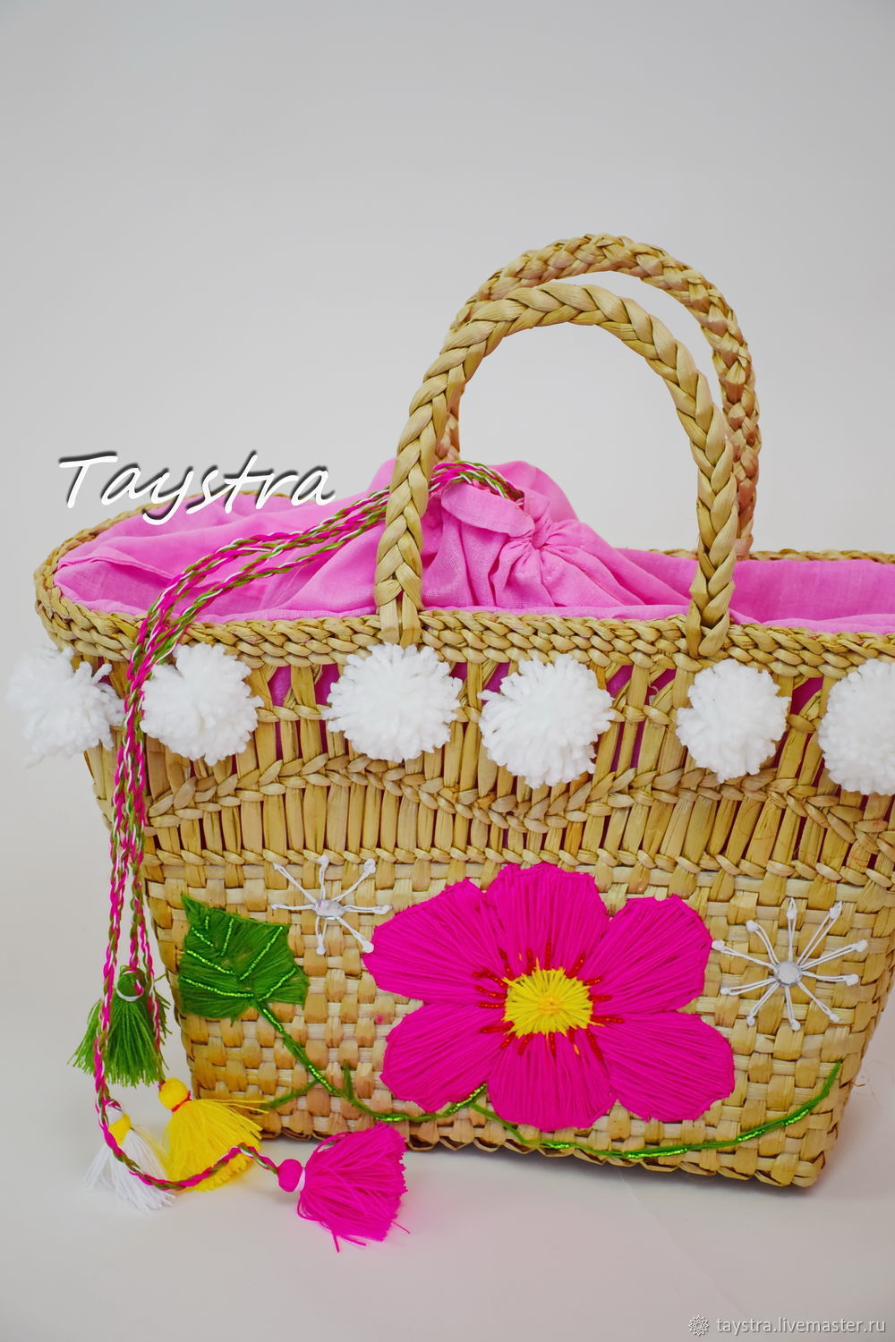 Нandmade bag decorated in ethnic style, Classic Bag, Chernovtsy,  Фото №1
