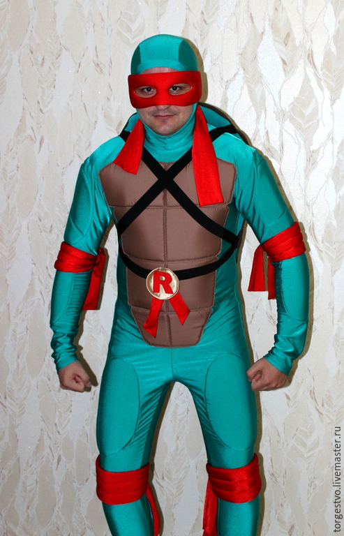 Купить костюм черепашки ниндзя
