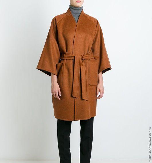 Пальто демисезонное. Пальто легкое на осенне-весенний период. Пальто 2016, пальто зимнее, пальто из итальянской шерсти, пальто мохеровое