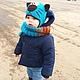 Шапка детская `Котенок с улицы Лизюкова`
