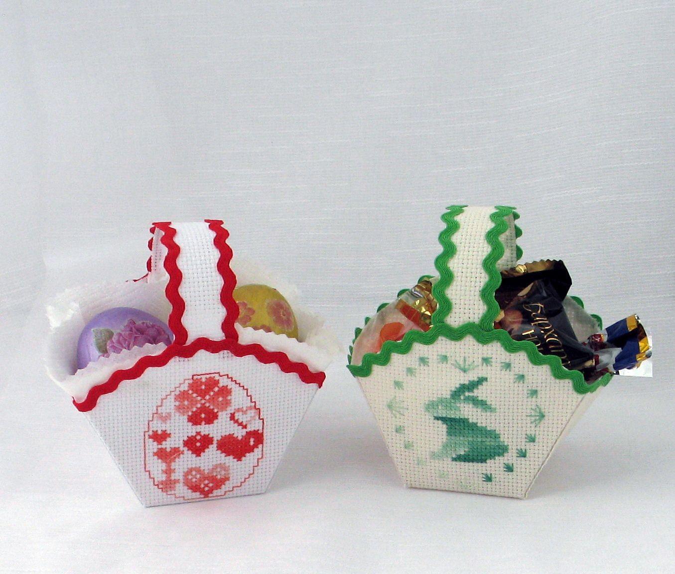 Поделки корзинка для яиц