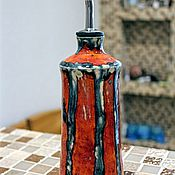 Посуда ручной работы. Ярмарка Мастеров - ручная работа Масленка-соусник. Handmade.