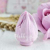 Материалы для творчества handmade. Livemaster - original item Silicone shape rose Bud wedge shaped. Handmade.