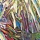"""Пейзаж ручной работы. """"Тропики. Утро на террасе"""" авторская картина маслом на холсте. ЯРКИЕ КАРТИНЫ Наталии Ширяевой. Интернет-магазин Ярмарка Мастеров."""