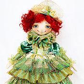 Куклы и игрушки handmade. Livemaster - original item Loretta. Handmade.