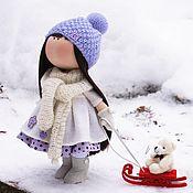 Куклы и игрушки ручной работы. Ярмарка Мастеров - ручная работа Вета. Handmade.