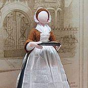 Куклы и игрушки ручной работы. Ярмарка Мастеров - ручная работа Шоколадница. Handmade.