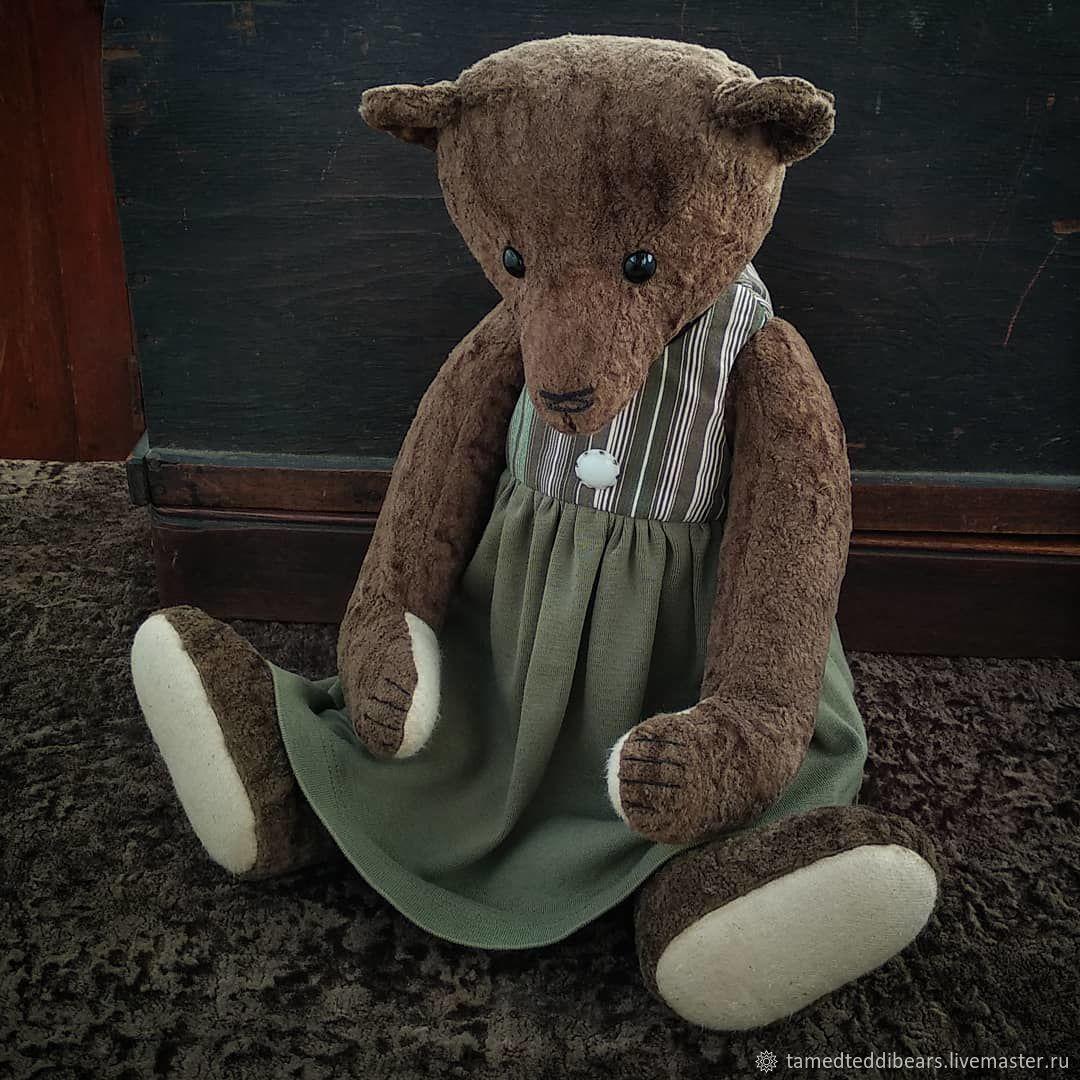 Плюшевая мишка девочка, Мишки Тедди, Варнавино,  Фото №1
