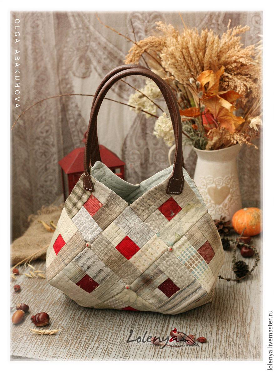 Japanese bag 'the Secret rose' Japanese patchwork, Classic Bag, St. Petersburg,  Фото №1