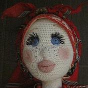 Куклы и игрушки ручной работы. Ярмарка Мастеров - ручная работа ФРОСЯ кукла ручной работы. Handmade.