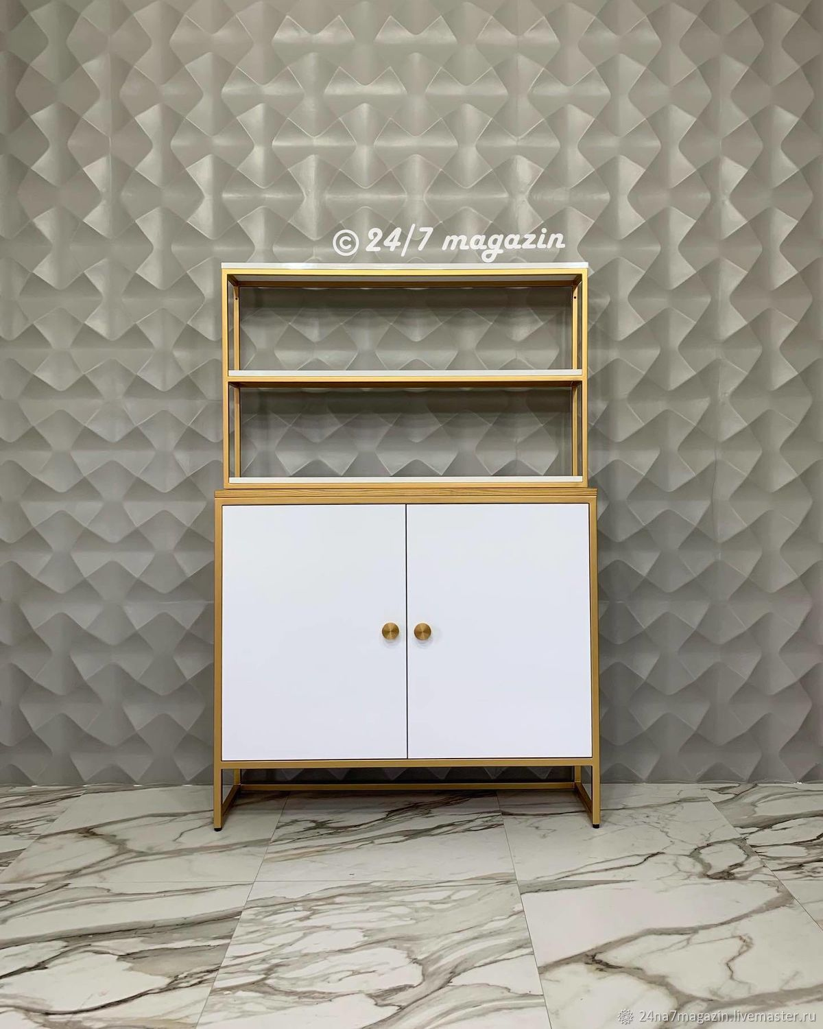 Chest of drawers with Armstrong hanging shelf, Dressers, Yaroslavl,  Фото №1