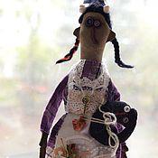 Куклы и игрушки ручной работы. Ярмарка Мастеров - ручная работа Ягуся и Ко. Чердачная кукла. Примитив.. Handmade.