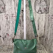 Сумки и аксессуары handmade. Livemaster - original item Mini suede handbag. Handmade.