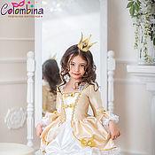 Работы для детей, ручной работы. Ярмарка Мастеров - ручная работа карнавальный костюм принцессы-55. Handmade.