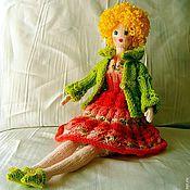Куклы и игрушки ручной работы. Ярмарка Мастеров - ручная работа Кукла Джун. Handmade.