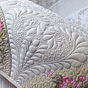 Для дома и интерьера ручной работы. Ярмарка Мастеров - ручная работа Текстильная хлебница. Handmade.