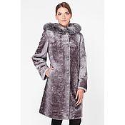 Одежда handmade. Livemaster - original item Mouton women`s fur coat. Handmade.