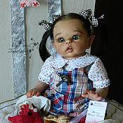 Куклы и игрушки handmade. Livemaster - original item Reborn doll Luna (Moon mold from Olga Auer). Handmade.