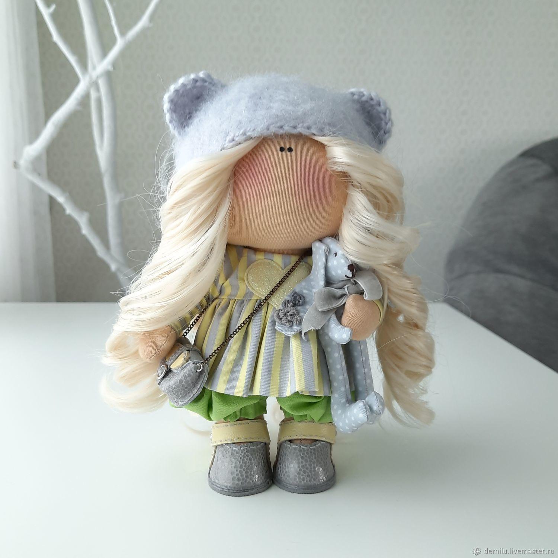 interior doll: Dolly textile interior, Interior doll, Tula,  Фото №1