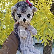 Куклы и игрушки handmade. Livemaster - original item Soft toys: Jamnica hedgehog. Handmade.