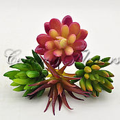 Материалы для творчества handmade. Livemaster - original item artificial greenery, succulents mix сv86-88. Handmade.