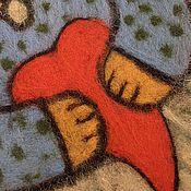 """Сумки и аксессуары ручной работы. Ярмарка Мастеров - ручная работа Сумка """"Сердце"""" (Feltheart). Handmade."""