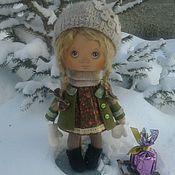 Куклы и игрушки ручной работы. Ярмарка Мастеров - ручная работа Анюточка. Handmade.