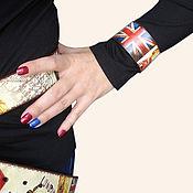 """Украшения ручной работы. Ярмарка Мастеров - ручная работа Браслет """"...в стиле Лондон"""". Handmade."""