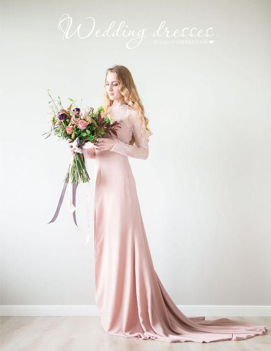 Купить Свадебное Летнее Платье