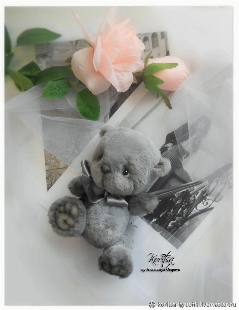 Мишка тедди Grey, Мишки Тедди, Ижевск,  Фото №1