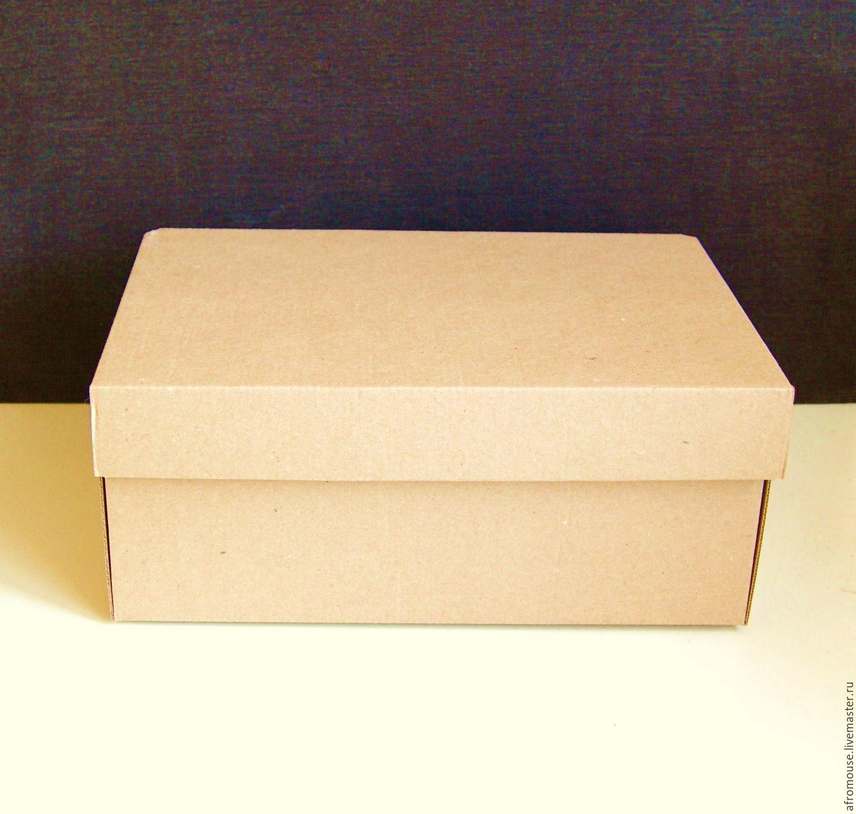 Коробка от обуви для подарка 290