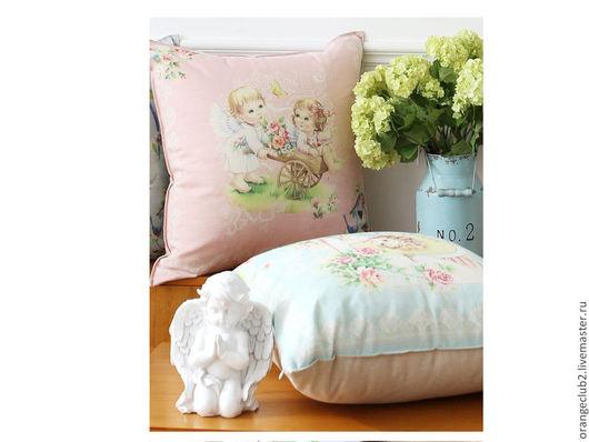 Шитье ручной работы. Ярмарка Мастеров - ручная работа. Купить Панель подушки. Handmade. Лен