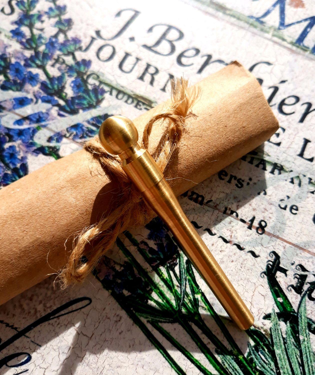 Круглая булька для цветов 8мм,насадка для ландышей, миниатюрных цветов, Инструменты для украшений, Ижевск,  Фото №1