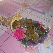 Подарки к праздникам ручной работы. Ярмарка Мастеров - ручная работа Рог изобилия. Handmade.