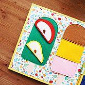 Куклы и игрушки ручной работы. Ярмарка Мастеров - ручная работа Пломбир яблочный. Handmade.