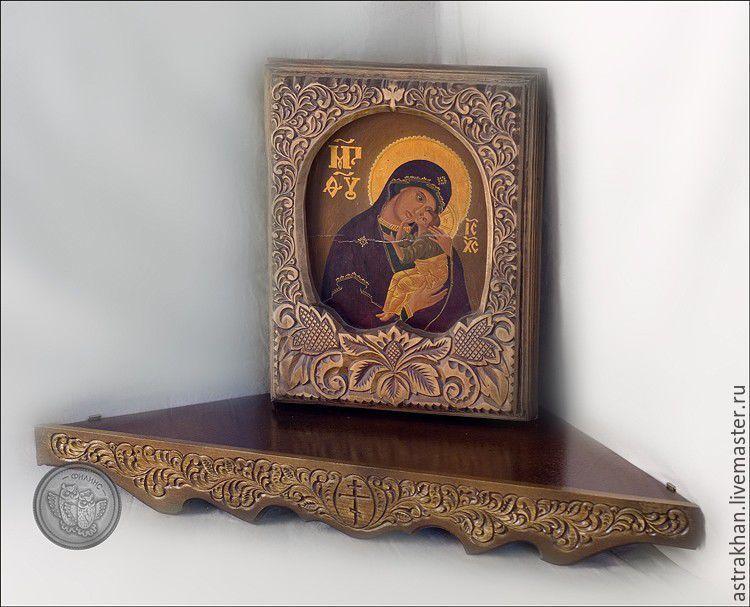 Полочки для икон, Подвески, Астрахань,  Фото №1