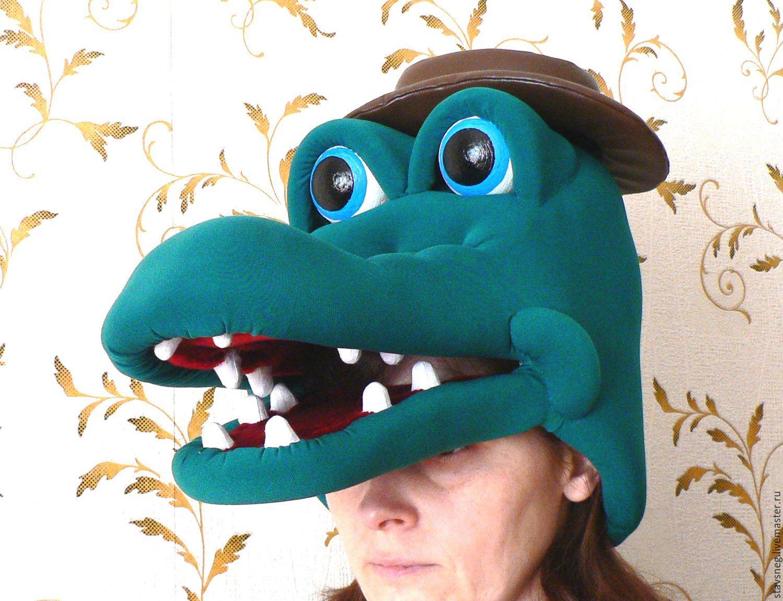 Как сделать костюм крокодила