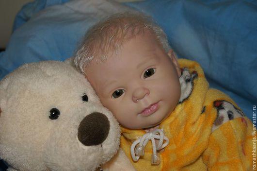Куклы-младенцы и reborn ручной работы. Ярмарка Мастеров - ручная работа. Купить Blaze. Handmade. Реборн, винил