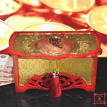 Свадебный салон ручной работы. Ярмарка Мастеров - ручная работа Коробка для денег на свадьбу, Шкатулка для денег. Handmade.