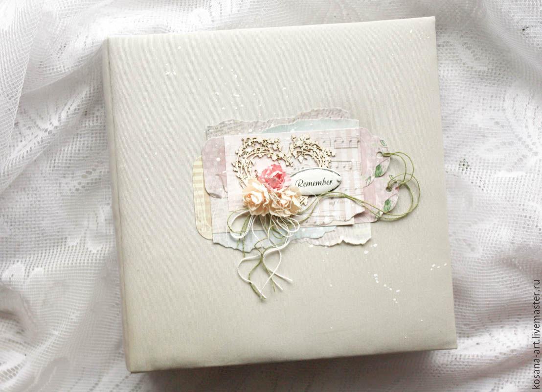 Photo Albums handmade. Livemaster - handmade. Buy The album 'Moments of happiness' (family/wedding).Wedding album, combo